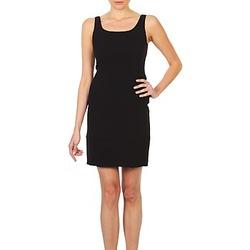 textil Mujer vestidos cortos Lola RITZ DOPPIO Negro
