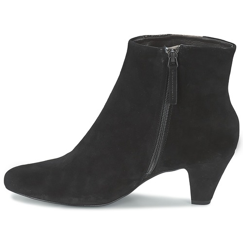 Zapatos Mujer Negro Botines Bocage Mindy vn0N8wymO