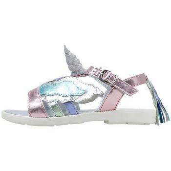 Zapatos Niña Sandalias Conguitos  Multicolor