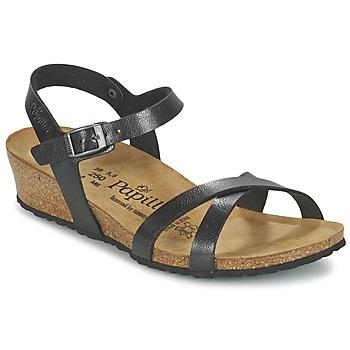 Zapatos Mujer Sandalias Papillio ALYSSA Negro