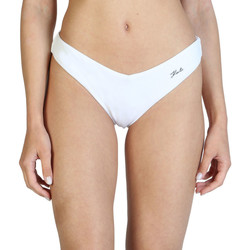 textil Mujer Bañador por piezas Karl Lagerfeld - kl21wbt05 Blanco
