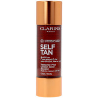 Belleza Protección solar Clarins Solaire Addition Concentr� �clat Auto-bronzant Corps  30