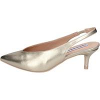 Zapatos Mujer Zapatos de tacón Francescomilano BH45 Platino