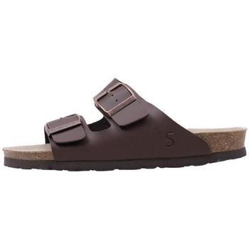 Zapatos Mujer Zuecos (Mules) Senses & Shoes  Marrón