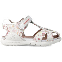 Zapatos Niños Sandalias Biomecanics 212164 SANDALIAS NIÑOS PIEL Blanco