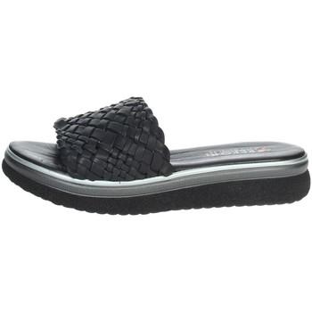Zapatos Mujer Zuecos (Mules) Repo 10100-E1 Negro