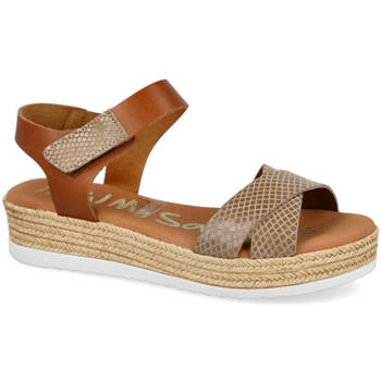Zapatos Mujer Sandalias Oh My Sandals 4837 TAUPE