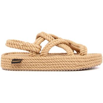 Zapatos Mujer Alpargatas Bohonomad BODRUM-BEIGE BEIGE