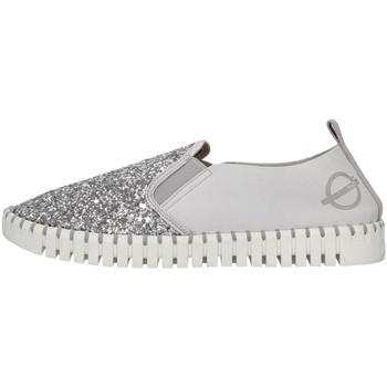 Zapatos Mujer Mocasín Ska 21PERLAGS6 PLATA