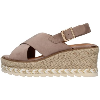 Zapatos Mujer Sandalias Refresh 72854 BEIGE