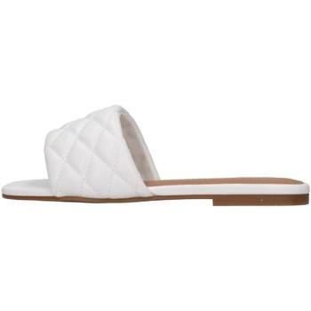 Zapatos Mujer Zuecos (Mules) Steve Madden PORTERR BLANCO