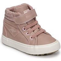 Zapatos Niña Zapatillas altas Kangaroos KAVU III Rosa