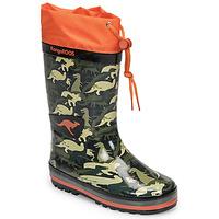 Zapatos Niño Botas de agua Kangaroos K-RAIN Kaki