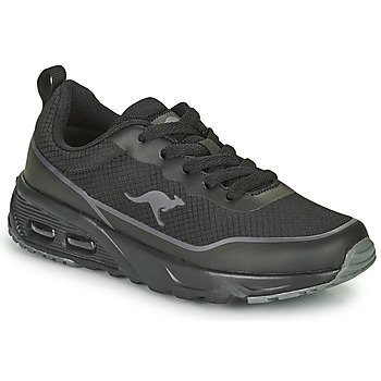 Zapatos Niño Zapatillas bajas Kangaroos KX-3500 Negro