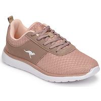 Zapatos Mujer Zapatillas bajas Kangaroos BUMPY Rosa