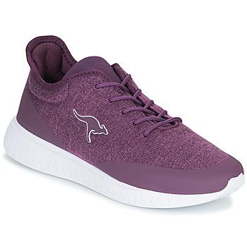Zapatos Mujer Zapatillas bajas Kangaroos K-ACT SCREEN Violeta