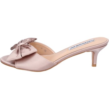 Zapatos Mujer Zuecos (Mules) Francescomilano BH46 Beige