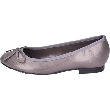 Zapatos Mujer Bailarinas-manoletinas Francescomilano BH55 Gris