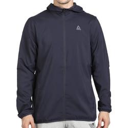 textil Hombre Chaquetas / Americana Reebok Sport  Azul