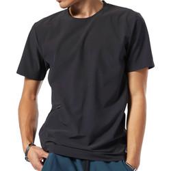 textil Hombre Camisetas manga corta Reebok Sport  Azul