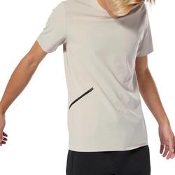 textil Hombre Camisetas manga corta Reebok Sport  Beige