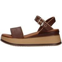Zapatos Mujer Sandalias Inuovo 774011 MARRÓN