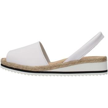 Zapatos Mujer Sandalias Ska 21CORFUNM BLANCO