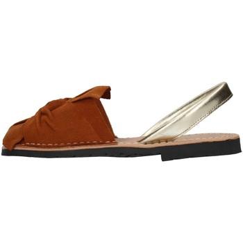Zapatos Mujer Sandalias Ska 21CARIBEDJL BEIGE