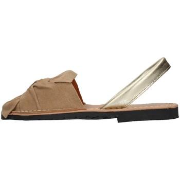 Zapatos Mujer Sandalias Ska 21CARIBEDJL ECRU
