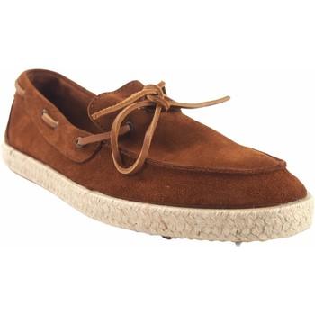 Zapatos Hombre Multideporte Calzamur Zapato caballero  10071 cuero Marrón