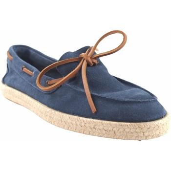 Zapatos Hombre Multideporte Calzamur Zapato caballero  10071 vaquero Azul