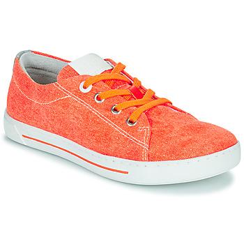 Zapatos Niños Zapatillas bajas Birkenstock ARRAN KIDS Naranja
