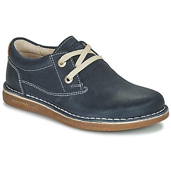 Zapatos Niños Derbie Birkenstock MEMPHIS KIDS Azul