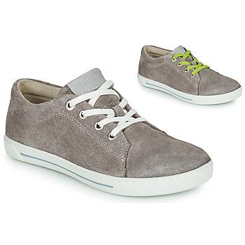 Zapatos Niños Zapatillas bajas Birkenstock ARRAN KIDS Gris