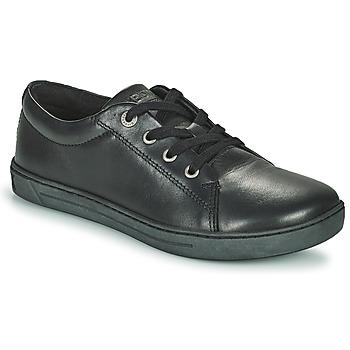 Zapatos Niños Zapatillas bajas Birkenstock ARRAN KIDS Negro