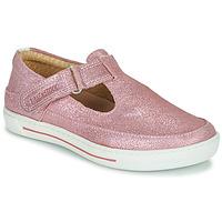 Zapatos Niña Bailarinas-manoletinas Birkenstock ABILENE Rosa
