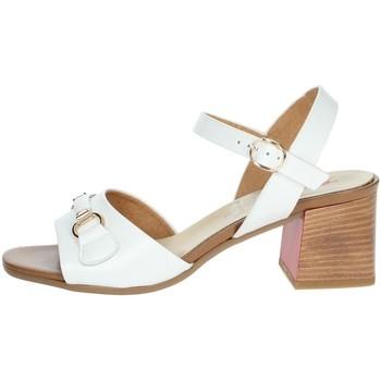 Zapatos Mujer Sandalias Repo 30628-E1 Blanco