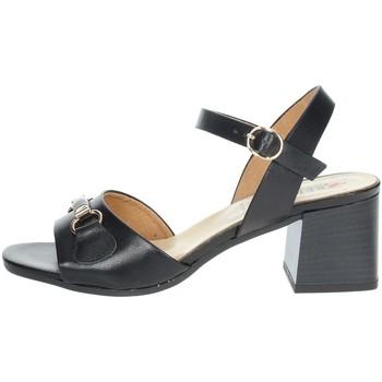 Zapatos Mujer Sandalias Repo 30628-E1 Negro
