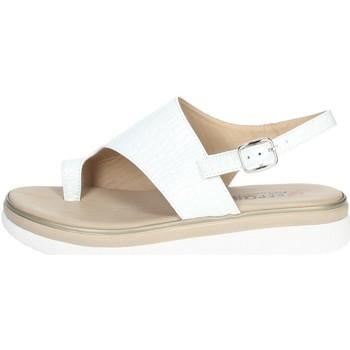 Zapatos Mujer Sandalias Repo 10297-E1 Blanco