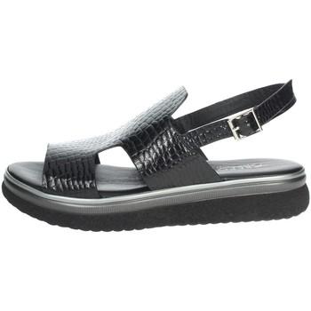 Zapatos Mujer Sandalias Repo 10279-E1 Negro