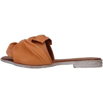 Zapatos Mujer Zuecos (Mules) Bueno Shoes 21WN5040 CUERO