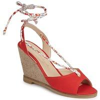 Zapatos Mujer Sandalias Petite Mendigote BLONDIE Rojo
