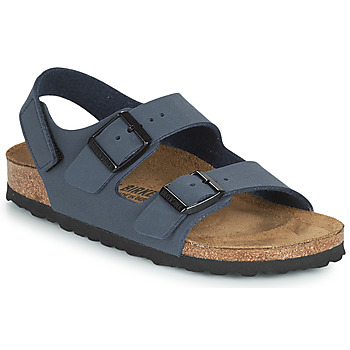 Zapatos Niño Sandalias Birkenstock MILANO HL Marino