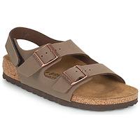 Zapatos Niño Sandalias Birkenstock MILANO HL Moka