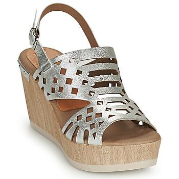 Zapatos Mujer Sandalias Dorking SALMA Plata
