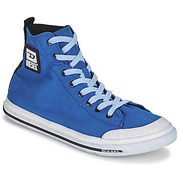 Zapatos Hombre Zapatillas altas Diesel FAMILA Azul
