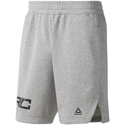 textil Hombre Shorts / Bermudas Reebok Sport  Gris