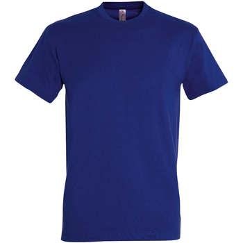 textil Mujer Camisetas manga corta Sols IMPERIAL camiseta color Azul Ultramarino Azul