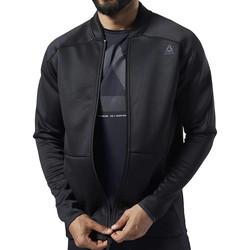 textil Hombre cazadoras Reebok Sport  Negro