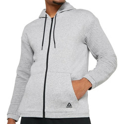 textil Hombre Sudaderas Reebok Sport  Gris